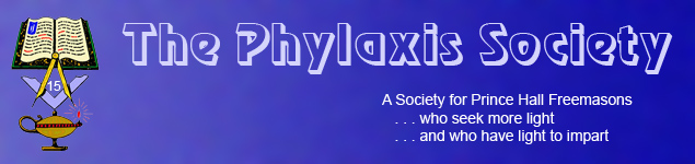The Phylaxis Society